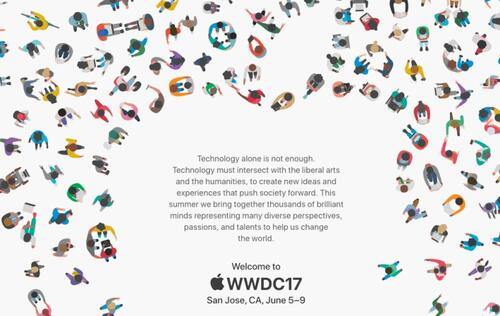 Apple's WWDC 2017 to be held in San Jose from 5 to 9 June