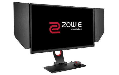 The BenQ Zowie XL2540 is the first native 240Hz gaming monitor you can buy here
