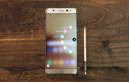 Samsung may sell refurbished Note7 units in emerging markets