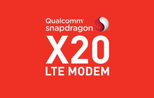 Qualcomm announces X20, their latest 1.2Gbps LTE modem ahead of MWC 2017