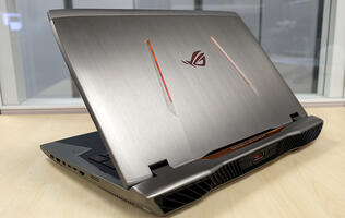 ASUS ROG G701 gaming notebook preview: A rip-roaring beast