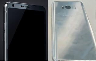 LG G6 to be available on 10 Mar; Samsung Galaxy S8 on 21 Apr?