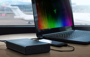 Razer has a power bank to boost the battery life of your laptop