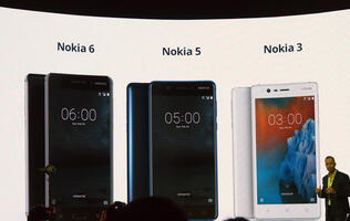HMD Global reboots the Nokia smartphone story with the Nokia 6, Nokia 5, and Nokia 3