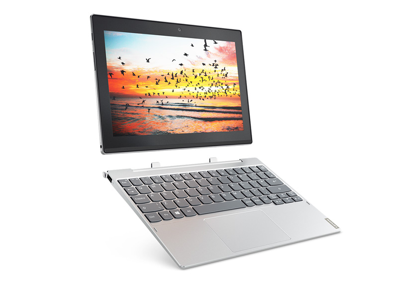The Lenovo Miix 320 is a lightweight Windows 10 detachable with optional LTE