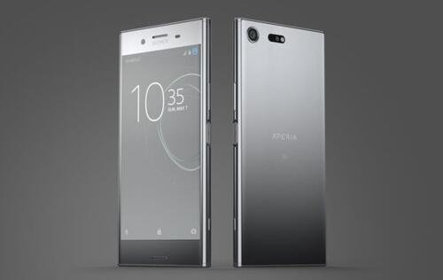 Sony's shiny new Xperia XZ Premium has a Snapdragon 835, 4K HDR display and can record 960FPS!