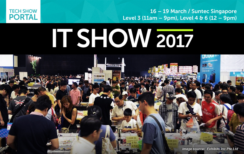 IT Show 2017 preview: It's time to hunt for tech deals!