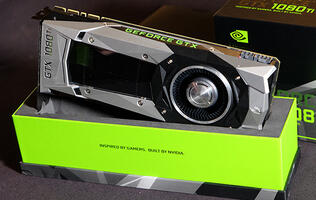NVIDIA's new GeForce GTX 1080 Ti is so fast it even outperforms a Titan X!