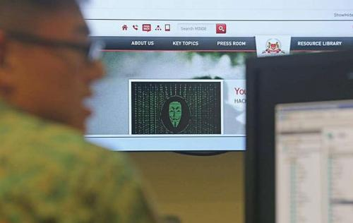 Personal data of 850 national servicemen and Mindef staff stolen in targeted cyber attack