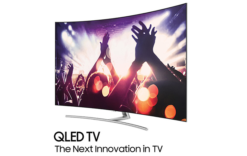 Samsung's new QLED TVs offer top-notch display quality and outstanding user experience