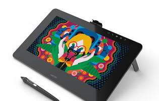 New Wacom Cintiq Pro 16 comes with 4K display and 94% Adobe RGB color accuracy