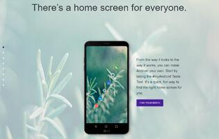 Android Taste Test makes personalizing your home screen easy