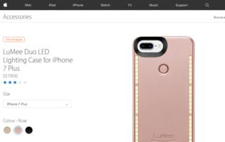 LuMee Duo - iPhone case for double-sided LED illumination launches in Singapore