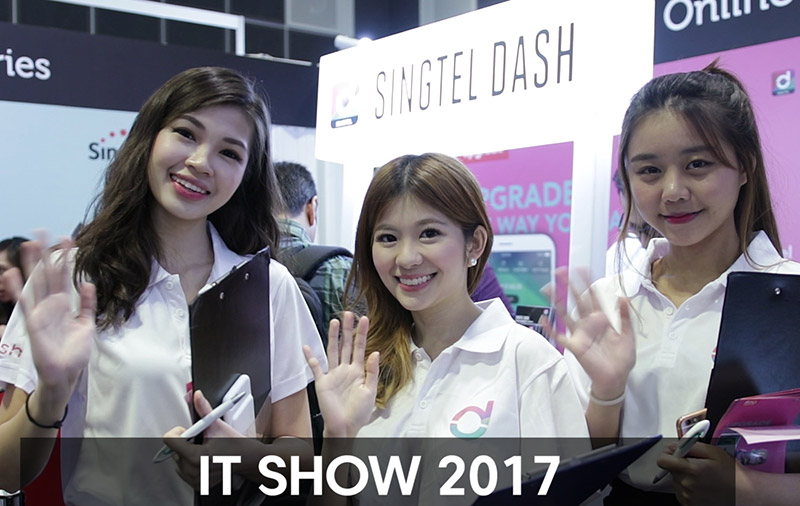 IT Show 2017 highlights