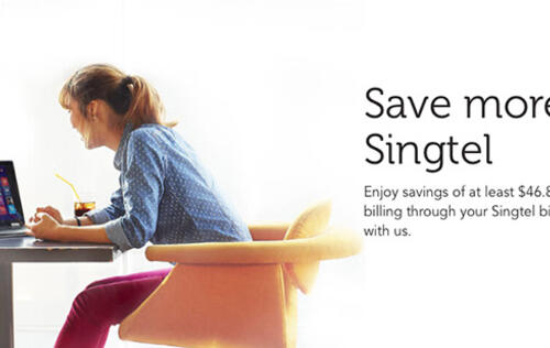You can save quite a bit on Microsoft Office 365 if you subscribe to it through Singtel