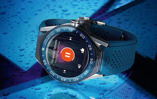 Tag Heuer's new Modular Connected 45 smartwatch lets you customize to your heart's content