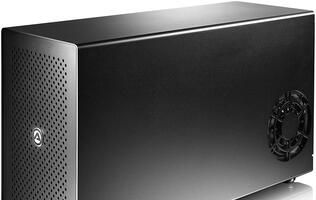 The AKiTiO Node is one of the most affordable external GPU enclosures on the market now