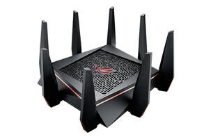 ASUS launches Rapture GT-AC5300 router, its first ROG router for gamers