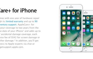 AppleCare+ for iPhone can be purchased within a year window in the U.S