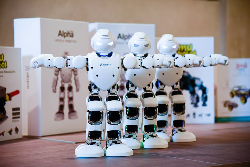 STEM-friendly Jimu and Alpha 1 Pro robots for kids have arrived in Singapore
