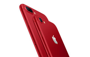You can now get the iPhone 7 and iPhone 7 Plus in red