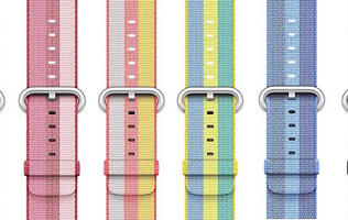 Apple drops a bunch of new straps for the Apple Watch