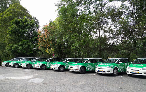 Grab introduces fixed fare GrabTaxi rides through their new JustGrab feature