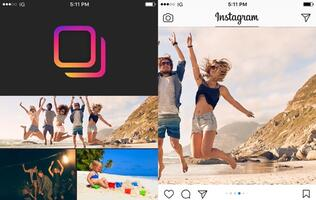 Swipeable app allows you to share panoramas and 360-degree photos on Instagram