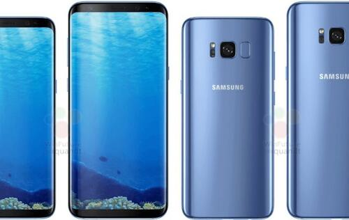 Full details of the Galaxy S8 and S8+ leaked