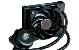 Liquid cooling just got even more affordable with the S$79 Cooler Master MasterLiquid Lite 120