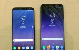 First looks: Samsung Galaxy S8 and S8+ - To infinity and beyond!