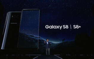 Samsung Galaxy S8 and S8+ available in Singapore from 29 April 2017