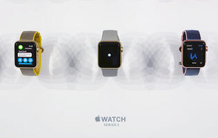 Next Apple Watch could have cellular connectivity