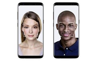 Facial recognition feature on the Galaxy S8 can be fooled by a photo