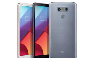 LG G6 comes to Singapore on 14th April at S$988