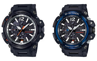 Casio's new G-Shock Gravitymaster GPW-2000 lets you keep accurate time anywhere in the world