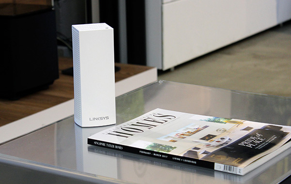 "Linksys launches Velop ""whole home"" mesh networking Wi-Fi system in Singapore"