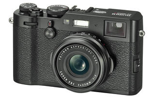 Fujifilm X100F camera: Refining the compact Rangefinder