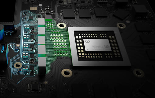 Microsoft's Project Scorpio will bring performance boosts to older Xbox One titles