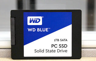 WD Blue SSD: A great mainstream SSD from the storage giant