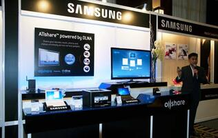 Samsung's IT Products Cluster Launch - Of Printers and Notebooks