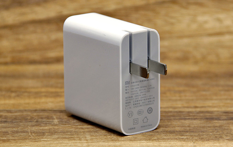 Xiaomi USB-C power adapter (45W) review