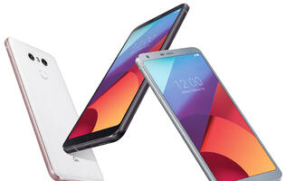 LG G6 smartphone telco price plan comparison