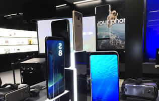 Experience Samsung's Galaxy S8 and the Galaxy Plus ecosystem at Ngee Ann City