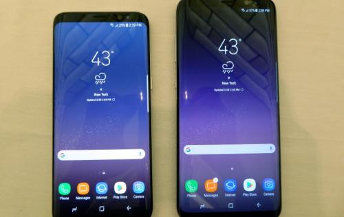 StarHub reveals price plans for the Samsung Galaxy S8 and S8+