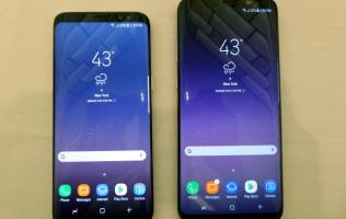 Singtel unveils Samsung Galaxy S8 and S8+ price plans