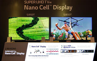LG's nano cells-equipped Super UHD TVs are here to challenge quantum dot TVs