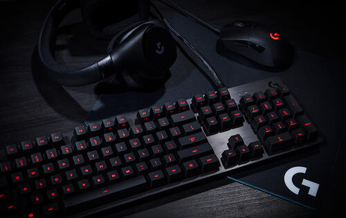 The Logitech G413 mechanical gaming keyboard represents a new design direction for the company