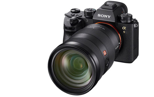 Sony throws down the gauntlet with its latest A9 camera