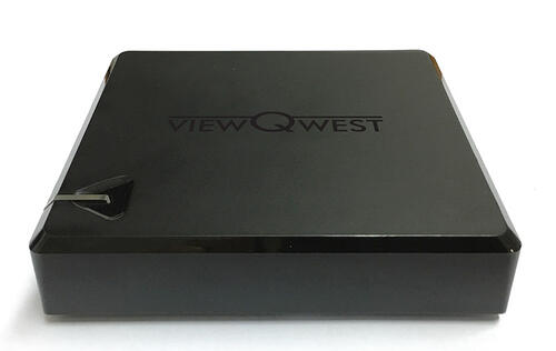 ViewQwest's latest 4K TV box can tune in to digital TV channels and monitor the health of your Wi-Fi network